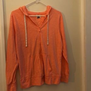 Pink light weight Old Navy hoodie